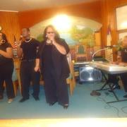 "Gospel group ""AS ONE"""