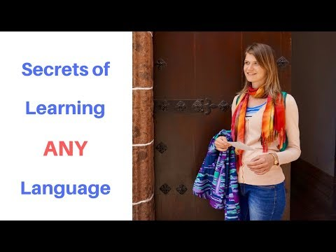 The Secrets of Learning Languages