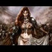 athena vampire warrior goddess