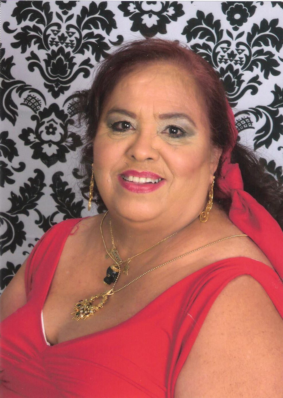 Ruth M Garcia-Marmolejos