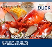 Cooking with Rico & Tony: New England Clambake