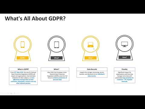 Webinar Data Protection Regulation and increasing Risks