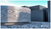 Parametric Study of Al Thumama stadium in Qatar - 02