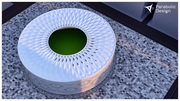 Parametric Study of Al Thumama stadium in Qatar - 01