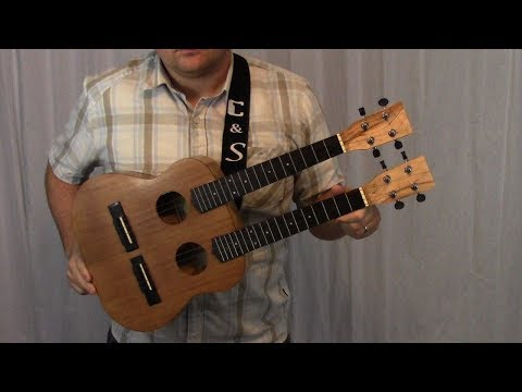 Double Neck Ukulele