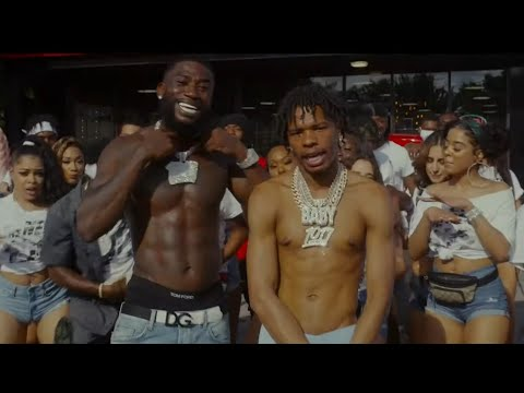 """Lil Baby ft. Offset, Gucci Mane """"Realist In It"""" (Music Video)"""
