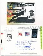 Mail art from Jon Foster!