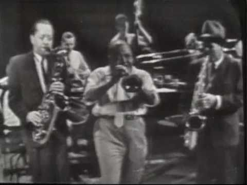 Lester Young &Coleman Hawkins 1958