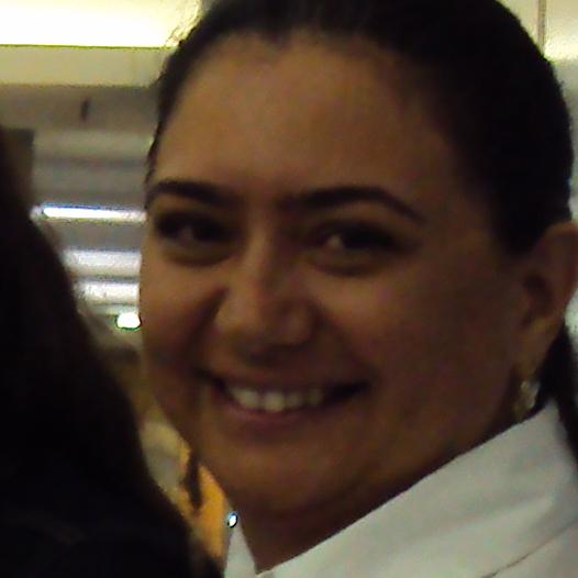 Arlinda Maria de Oliveira