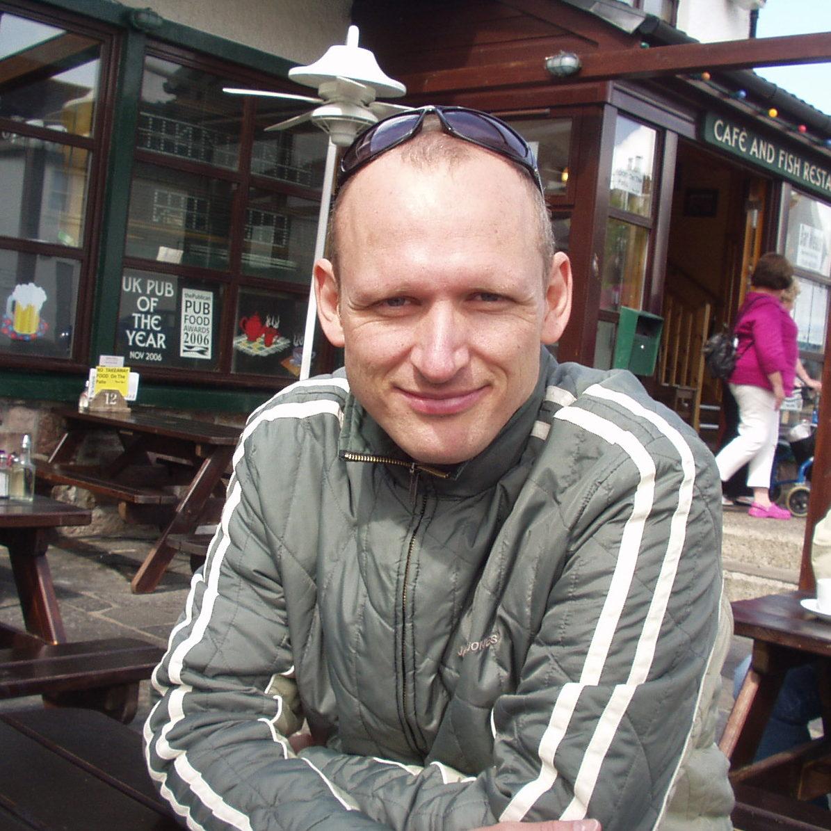 Olaf Sickmann