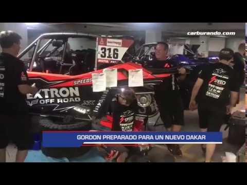 #DAKAR.- El carismático Robby Gordon regresa al Dakar (6/1/2019)