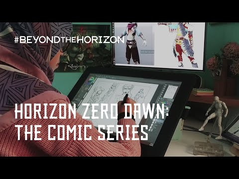 Horizon Zero Dawn: The Comic Series
