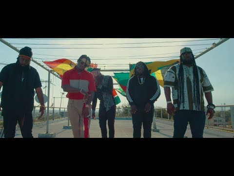 Morgan Heritage - Africa x Jamaica feat. Diamond Platnumz & Stonebwoy (Official Music Video)