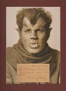 The original Werewolf of London