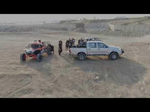 2019 Dakar #TeamSPEED Textron XX Shakedown - Peru