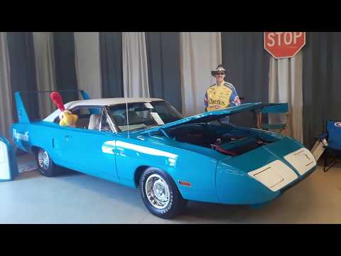 Wild & Wonderful Cars With Pam Plymouth's Winged Warrior Flocks To the 2020 Chrysler Nationals