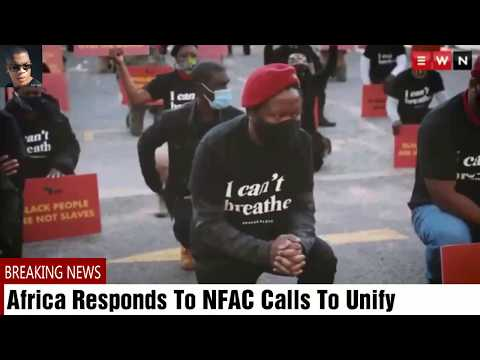 Africa Responds To NFAC Call For Global Unity