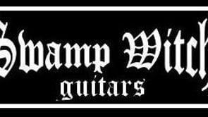 Swamp witch guitar spleenpunk