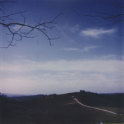 Cartoline dalle dolci colline della Toscana