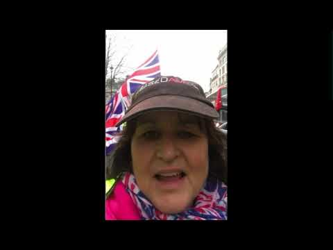 #YellowVestsUK, (alleged 'racists') & South Cameroon JOIN FORCES in London - 5/1/19