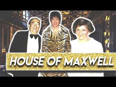 The Family of Spies: Ghislaine Maxwell
