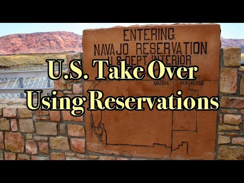 Reservations Used to Build Deep State: Crown, Rothschilds & Wall Street w/ Susan Bradford (2of2)