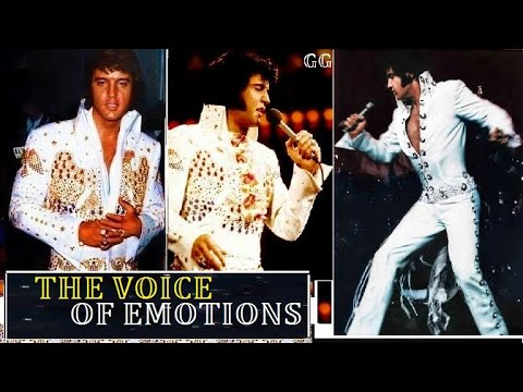 Elvis and his charisma (Part 21): The Voice of Emotions