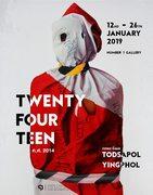 """นิทรรศการ """"Twenty Fourteen"""""""