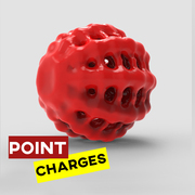 Voxel Point Charges