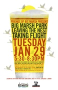Friends of Big Marsh: Leaving the Nest, Taking Flight Campaign Kickoff party!