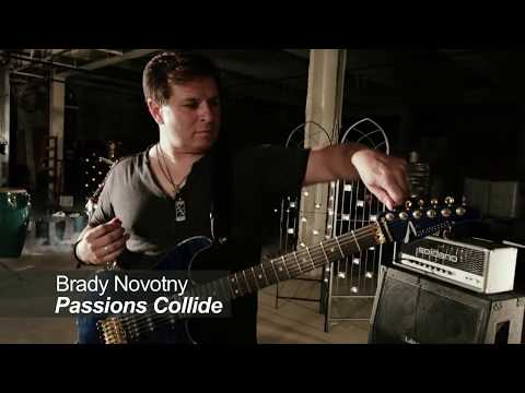Passions Collide- Brady Novotny