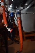oilcooler UL 350 IS