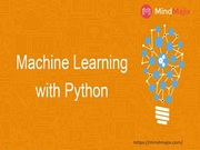 Accelerate Your Career With Machine Learning with Python Certification