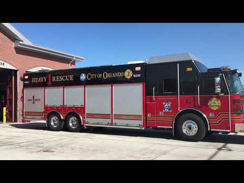 Orlando, FL Heavy Rescue 1