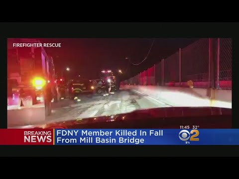 Firefighter Dies In Line Of Duty In Brooklyn