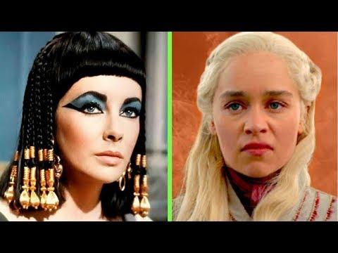 The Inspiration Behind Daenerys Targaryen