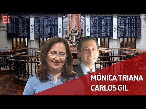 """Video Análisis con Mónica Triana y Carlos Gil: """"Mientras el Ibex 35 no rompa el 7.633 no cabe esper…"""