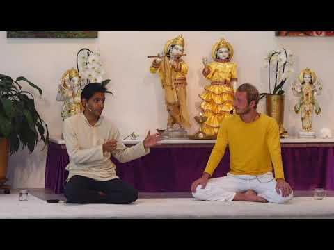 Vortrag Ayurveda-Gespräche: Ayurveda and Water mit Dr. Devendra - 14:30 Uhr 14.07.2020