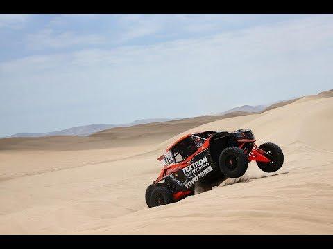 2019 Dakar Stage 1 - Robby Gordon