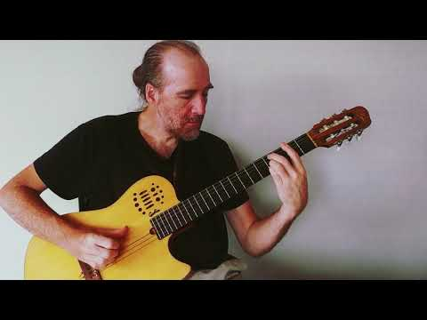 Rock With You (Michael Jackson) - excerpt - [Fingerstyle Guitar Covers]