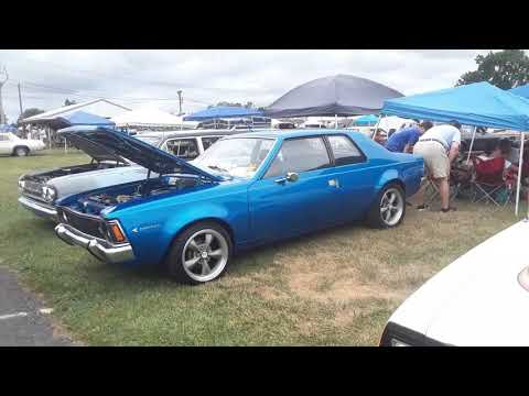 Classic & Collectable Cars With Pam Rambler and AMC At the 2020 Chrysler Nationals