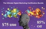 The Ultimate Digital Marketing Certification Bundle
