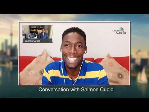 Conversation with Salmon Cupid