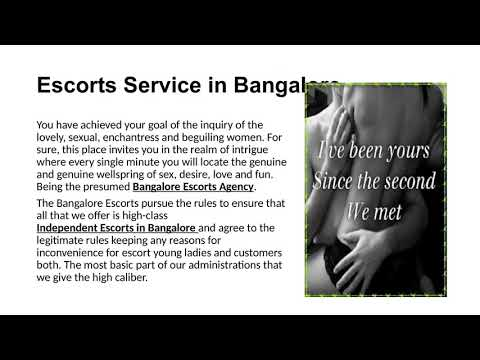 Bangalore Model Service by Simmy Leone in Your Budget