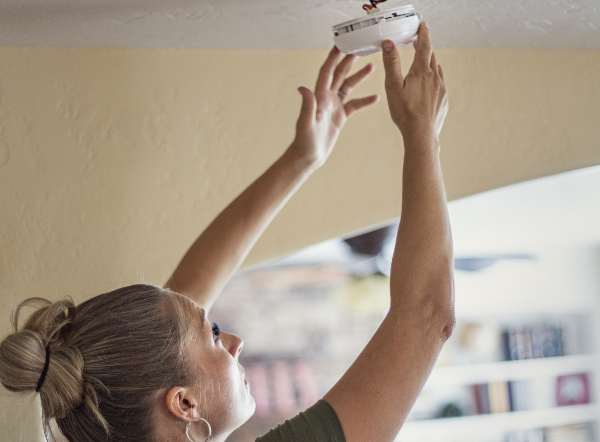How To Turn Off Smoke Alarm My Firefighter Nation