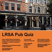 LRSA Pub Quiz 2019