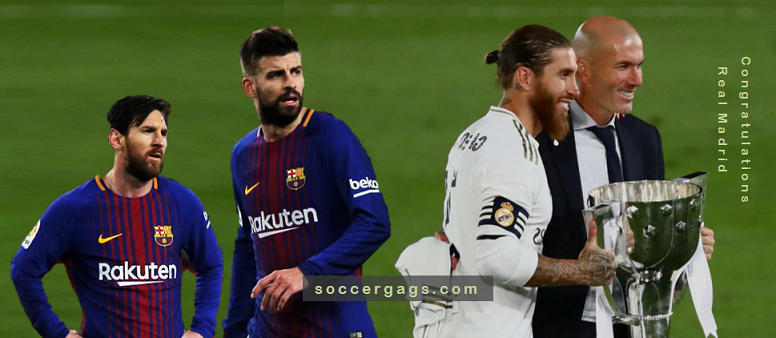 Congratulations Real Madrid