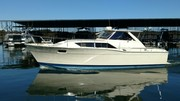 1968 CHRIS CRAFT 35' COMMANDER