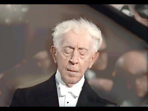 Frédéric Chopin - Piano Concerto No. 2. II Larghetto | Arthur Rubinstein (2/3) [HD]