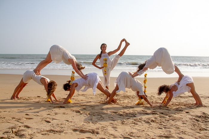 300 hour yoga teacher training course in Goa